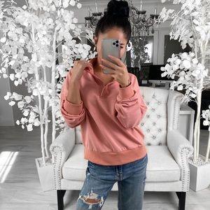 ekattire Sweaters - DELANEY— in Dark Peach